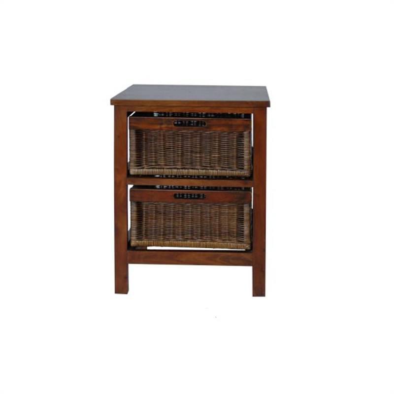 Colorado 2 Drawer Cabinet