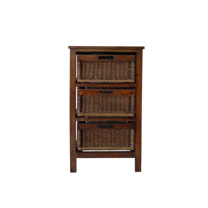 Colorado 3 Drawer Cabinet