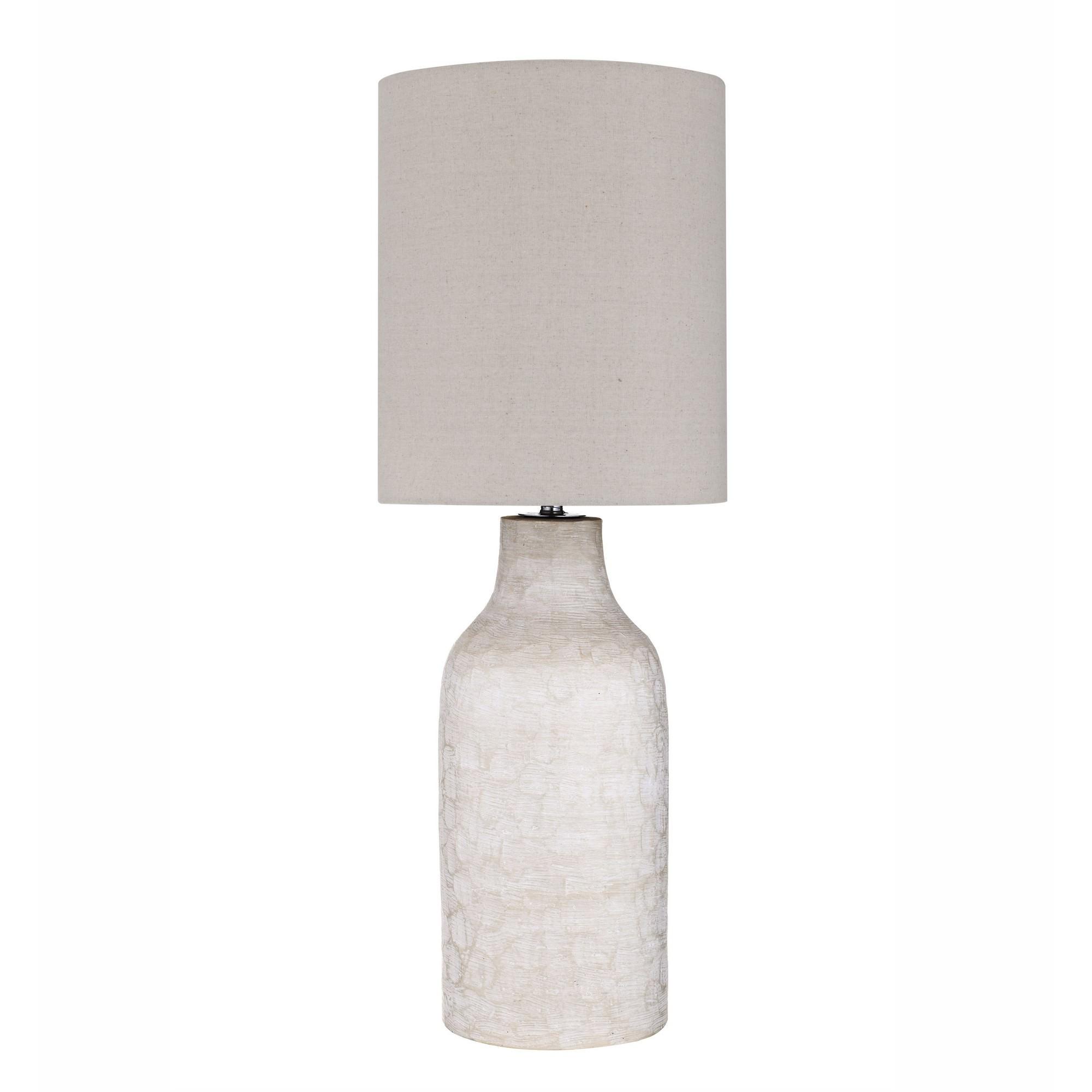 Tasman Ceramic Base Table Lamp