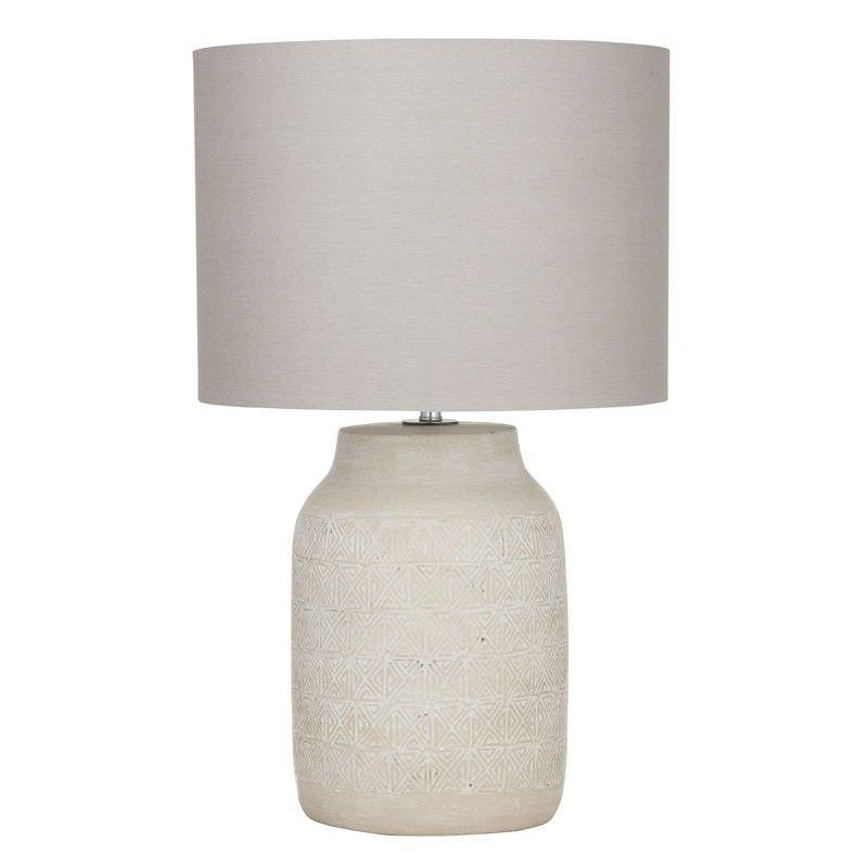Oden Ceramic Table Lamp