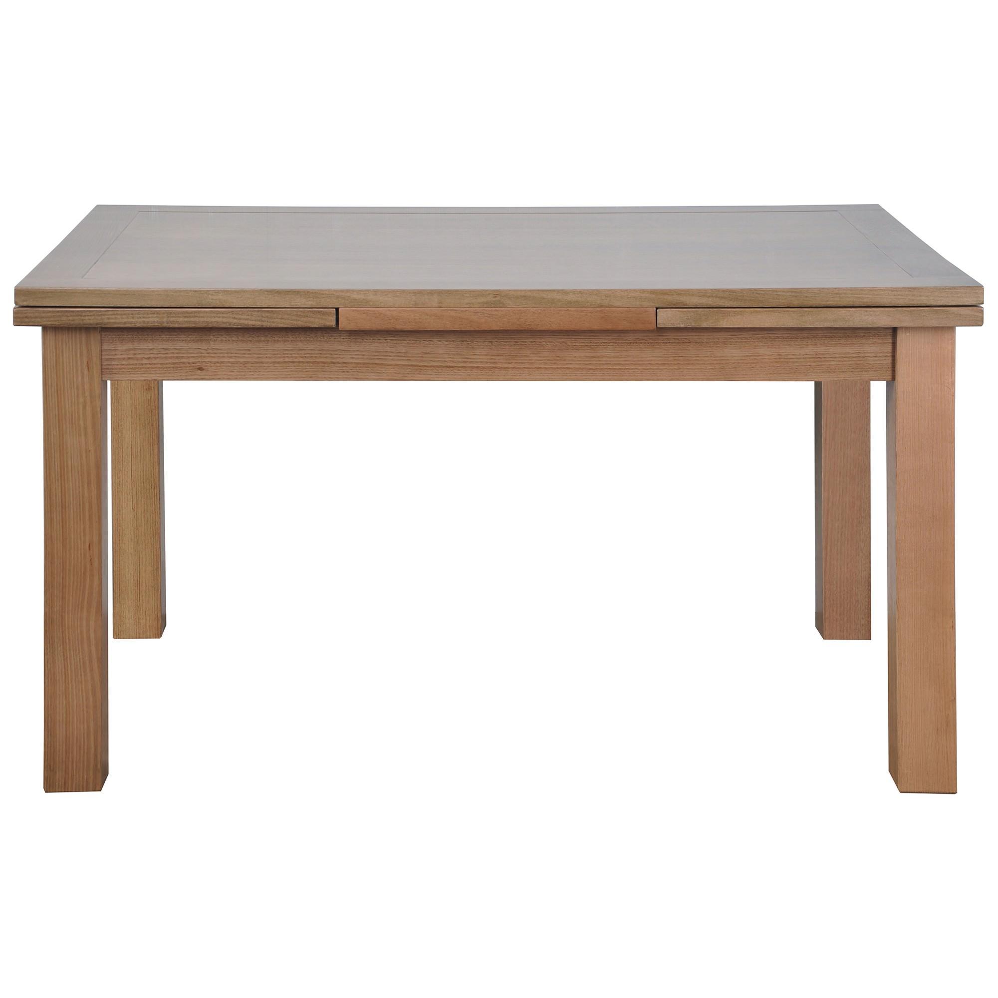 Conover Tasmanian Oak Timber Extendable Dining Table, 150-250cm