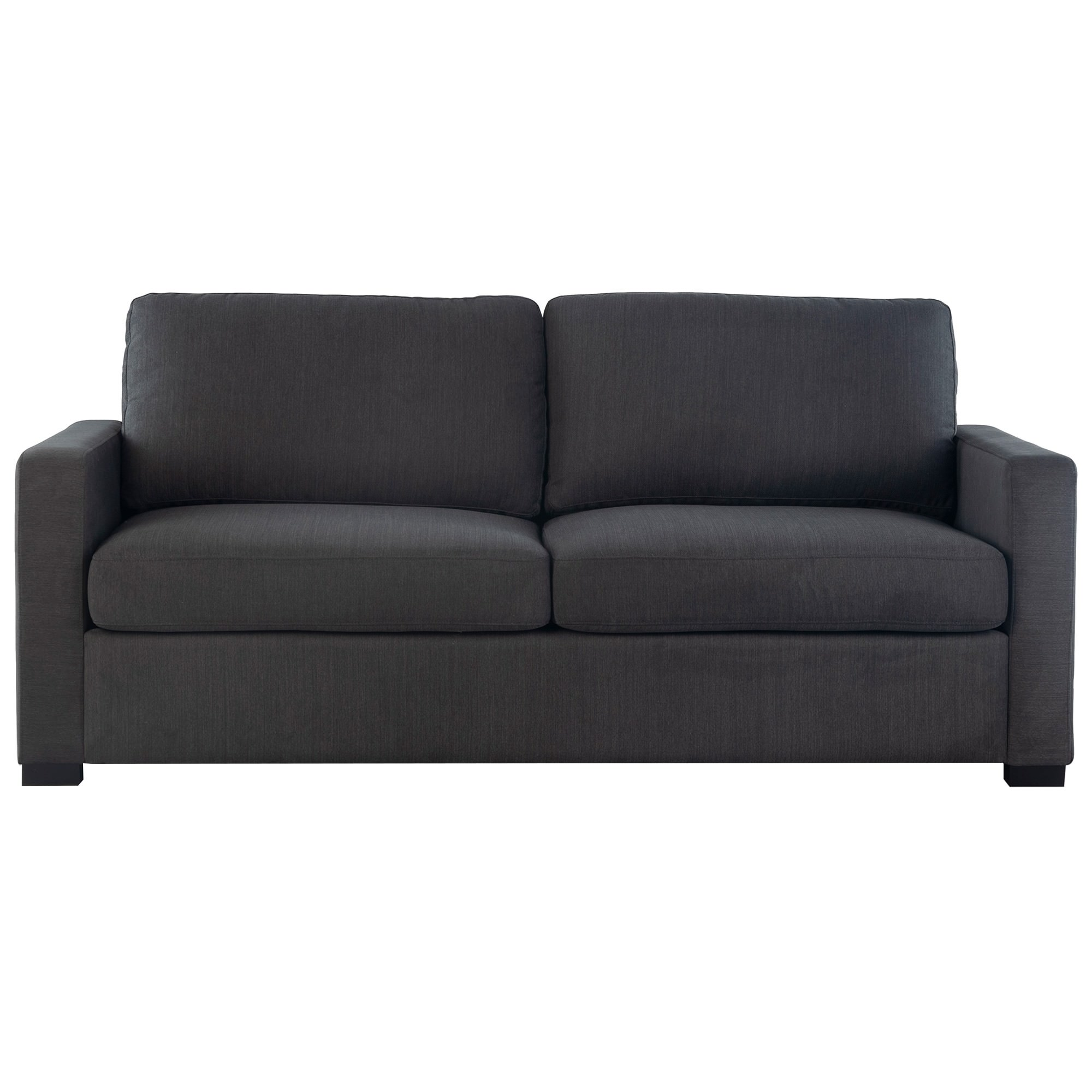 Branson Fabric Pull Out Sofa Bed, with Memory Foam ...