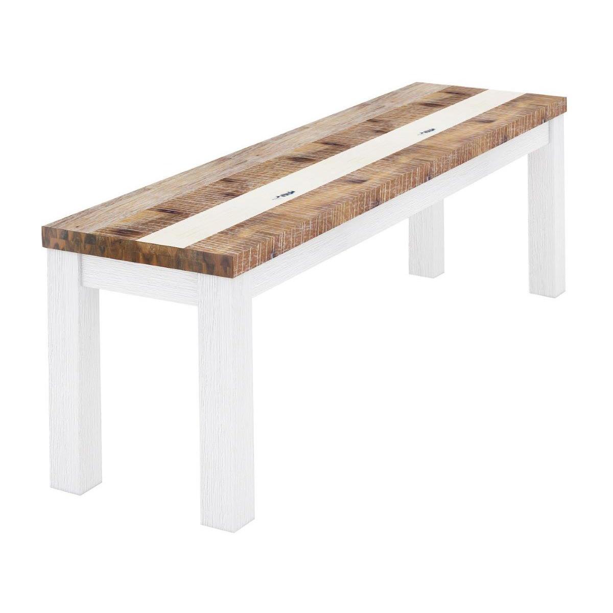 Largo Acacia Timber Dining Bench, 170cm