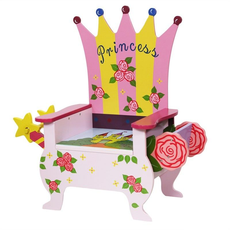 Teamson Potty Chair Princess