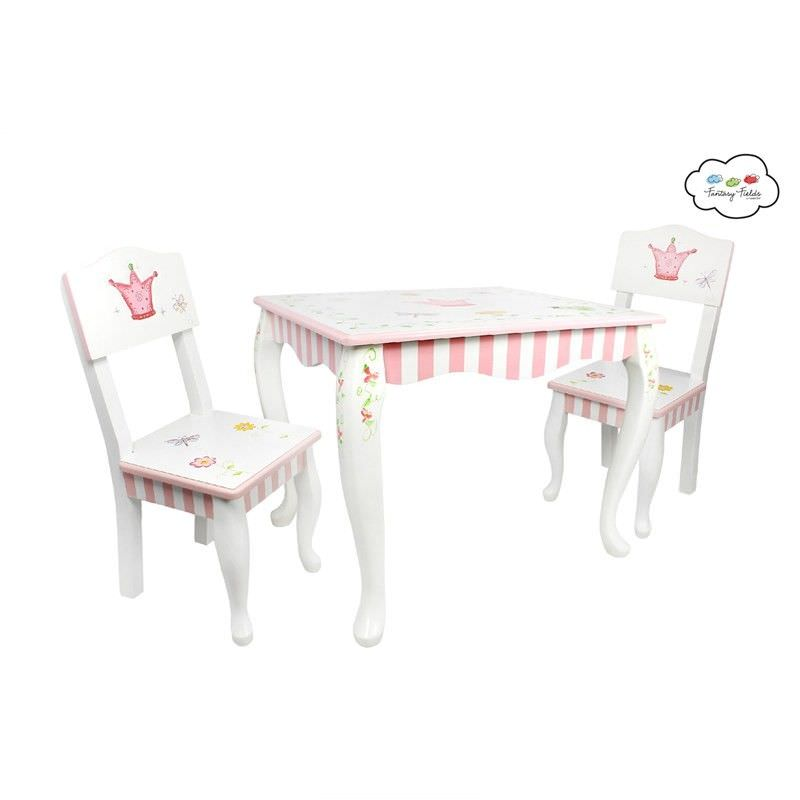 Princess Table and 2 Chair Set