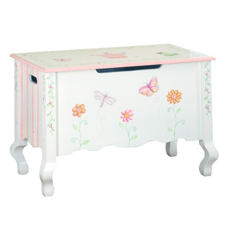 Princess Toy Chest