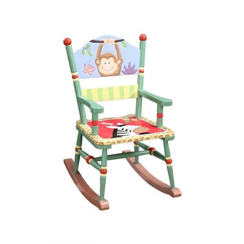 Teamson Sunny Safari Rocking Chair