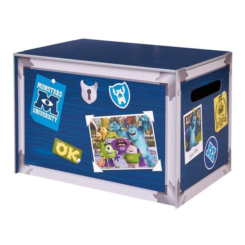 Worlds Apart Monsters University Toy Box