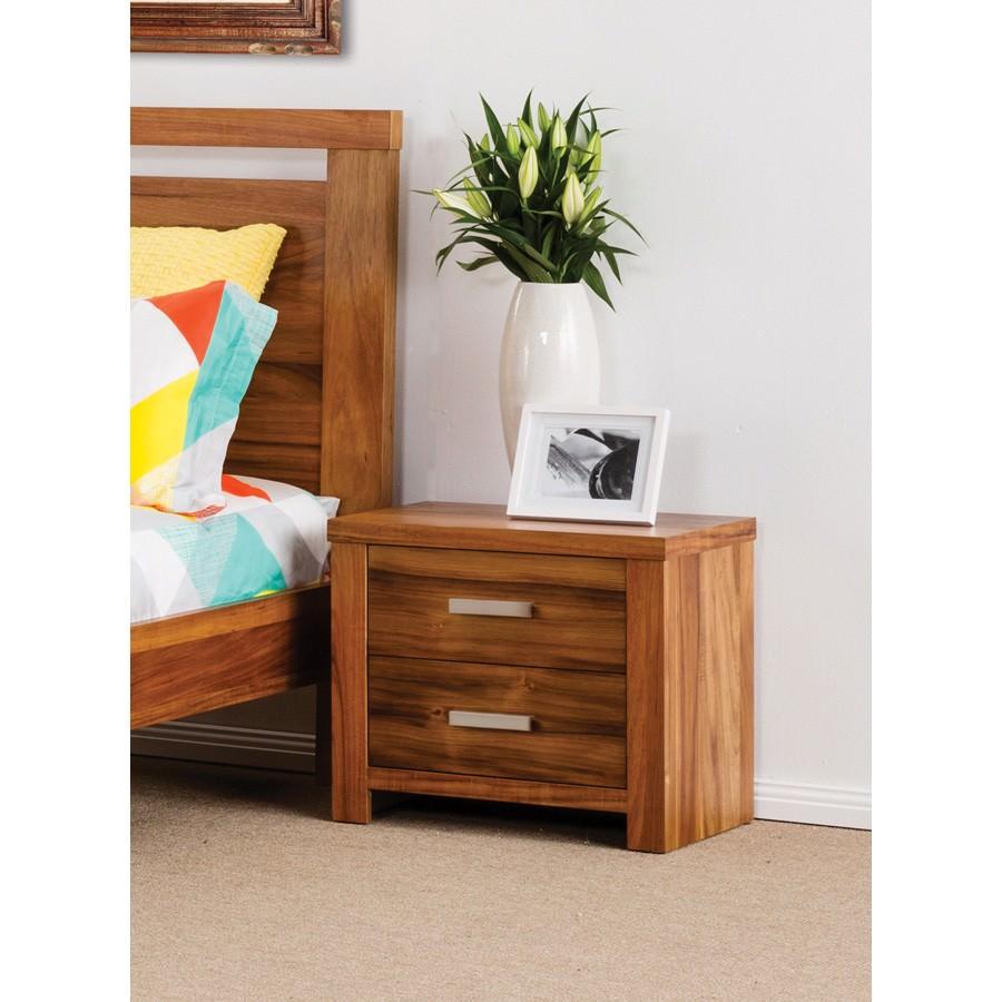 Waratah Wooden Bedside Table