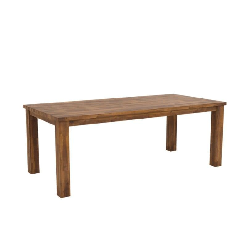 Hawthorn Solid Acacia Timber 180cm Dining Table