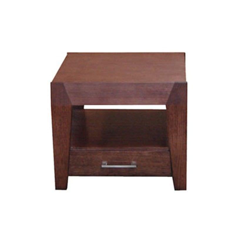 WD-002 Lamp Table in Expresso Tasmanian Oak