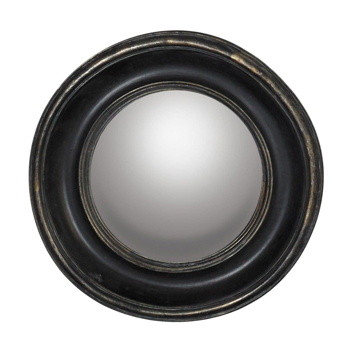 Authentic Models Classic Eye Convex Round Wall Mirror, 25.5cm