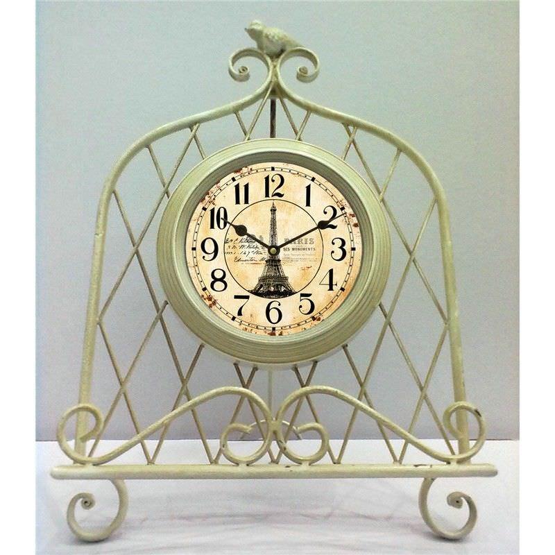 Effiel Tower Table Clock - 40cm