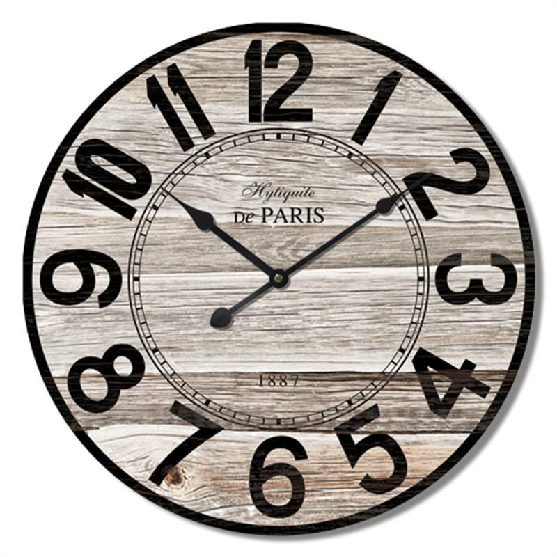 Paris Wall Clock 60cm