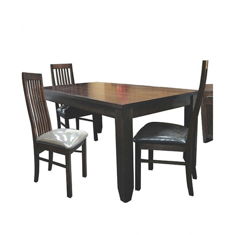 WD-002 180cm Dining Table in Expresso Tasmanian Oak (Table Only)