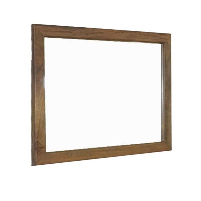 Becharry Mango Wood Frame Dressing Mirror