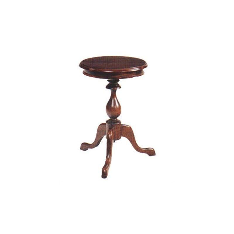 Solid Mahogany Wine Table