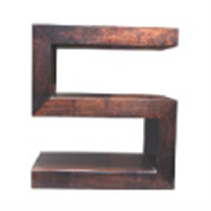 S Side Table