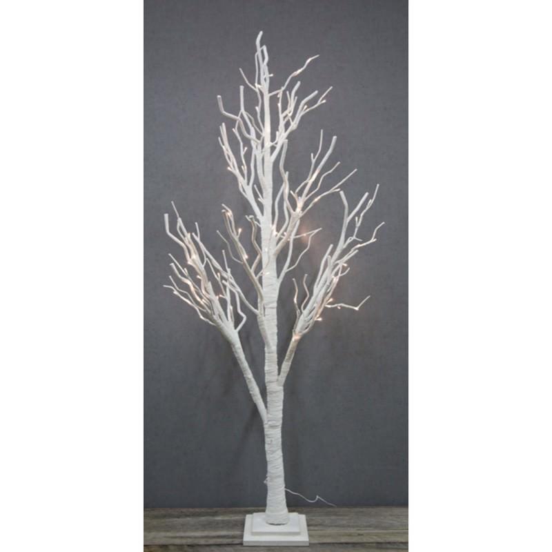 Kallum LED Light Up Twig Tree, 160cm, White