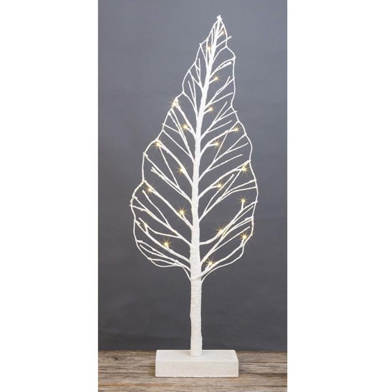 Hirst LED Light Up Leaf Sculpture, 90cm