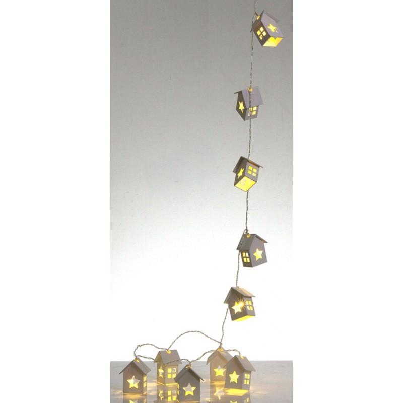 House Bunch LED String Light, 180cm