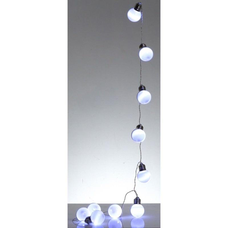 Bulb Bunch LED String Light, 180cm, Clear