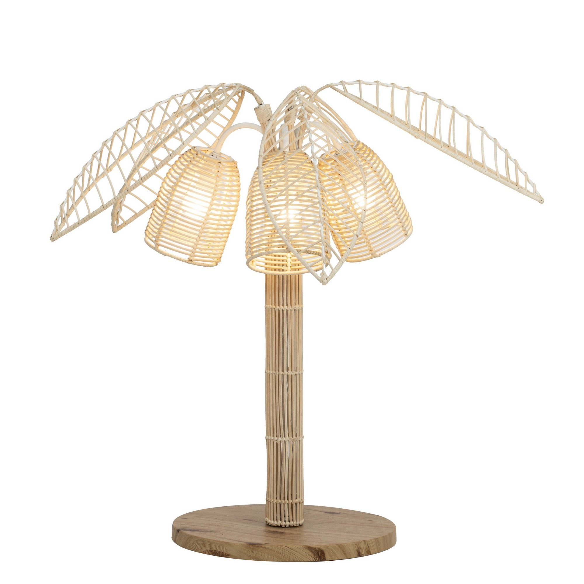 Palmilla Rattan Table Lamp