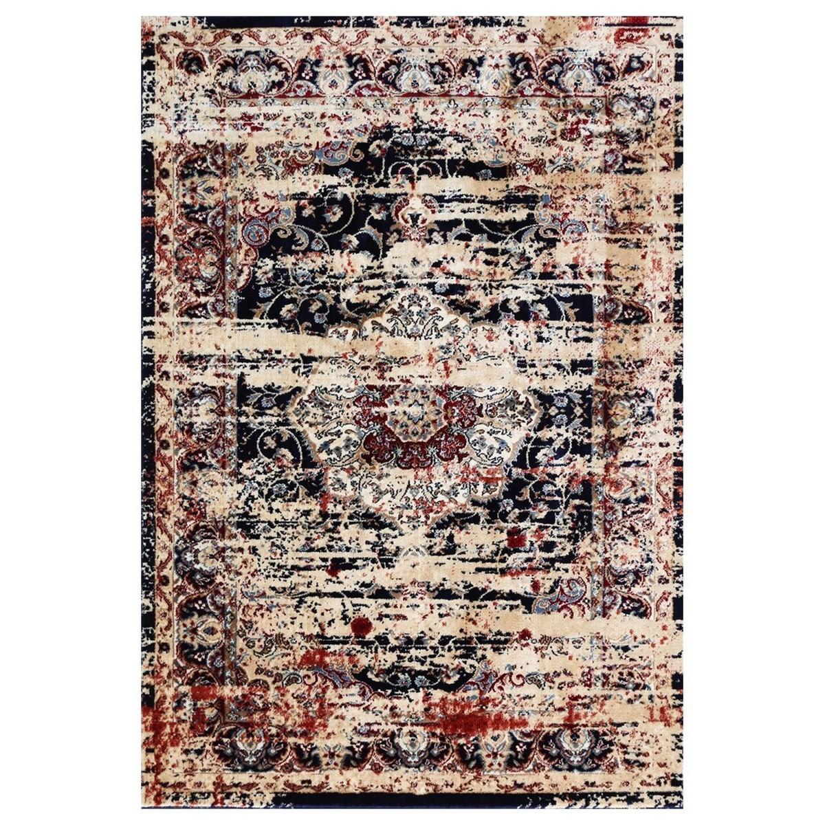 Artifact Darien Distressed Oriental Rug, 160x230cm