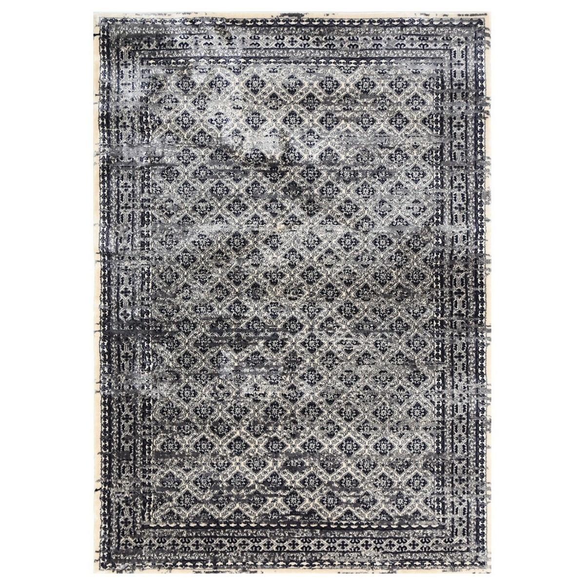 Artifact Hester Distressed Oriental Rug, 80x150cm