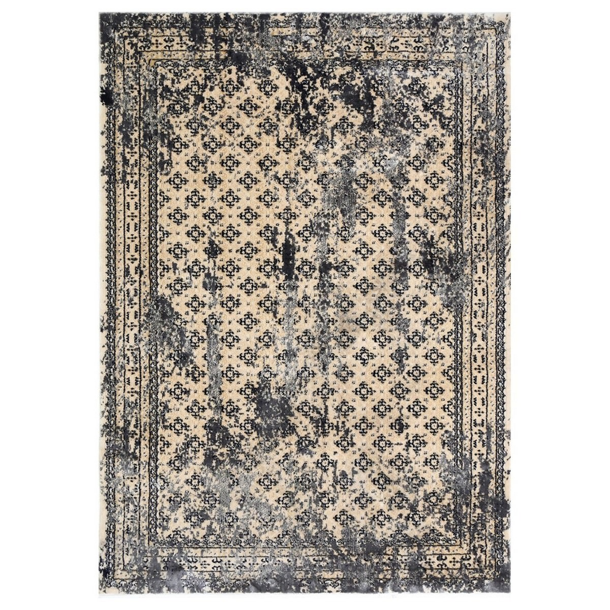 Artifact Jesper Distressed Oriental Rug, 200x290cm