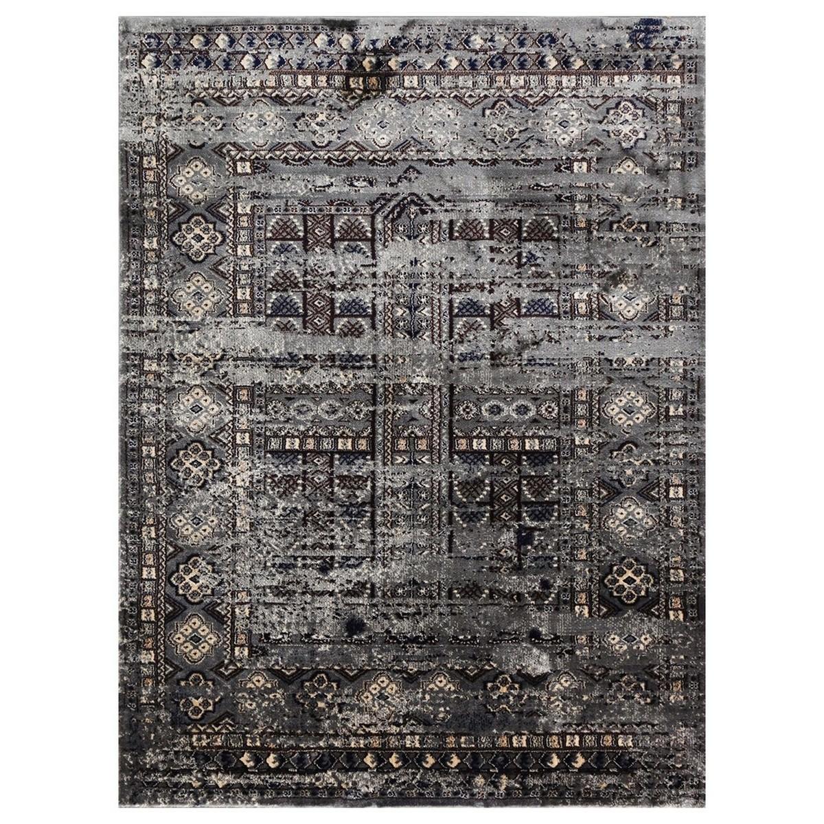 Artifact Ziba Distressed Oriental Rug, 240x330cm
