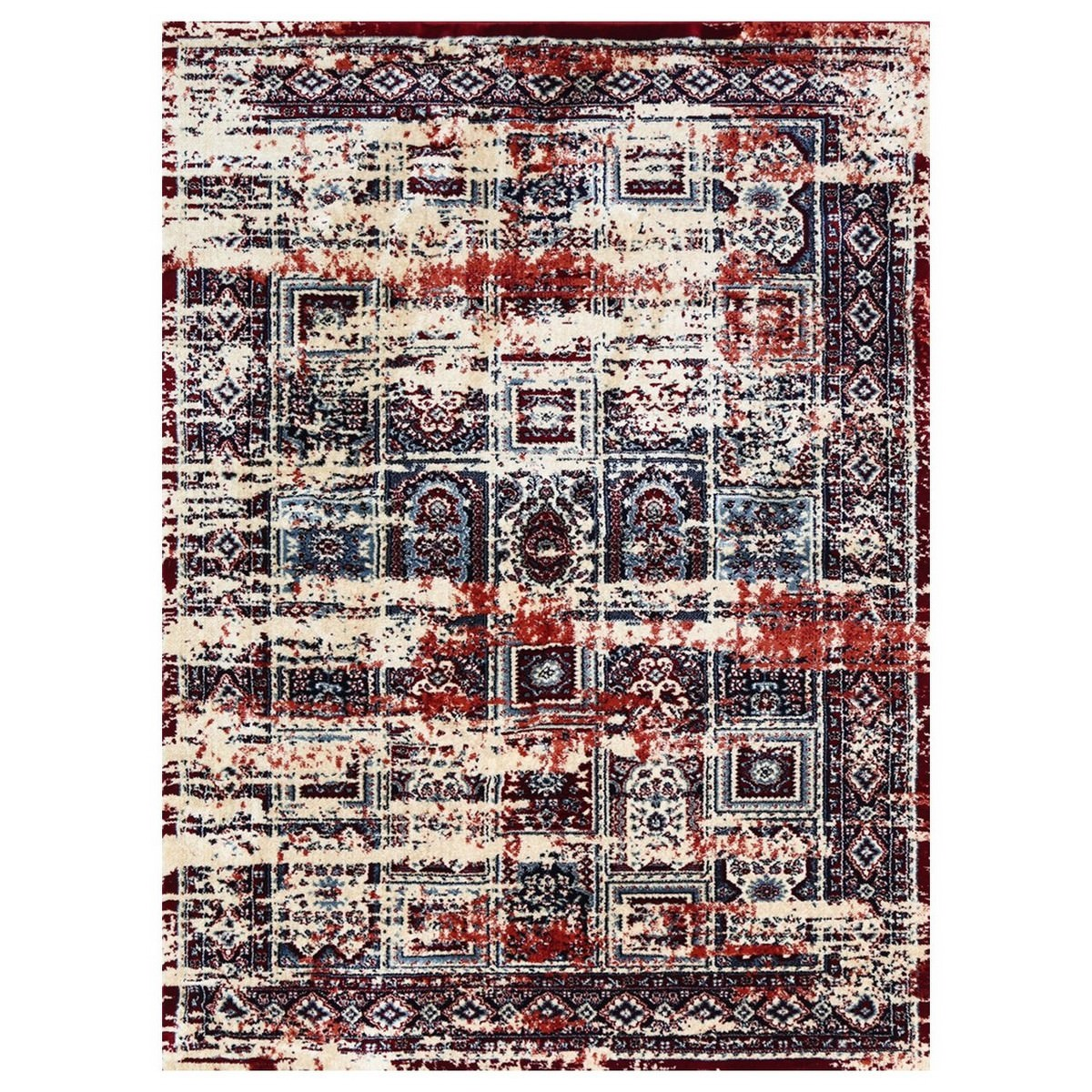 Artifact Gazsi Distressed Oriental Rug, 240x330cm