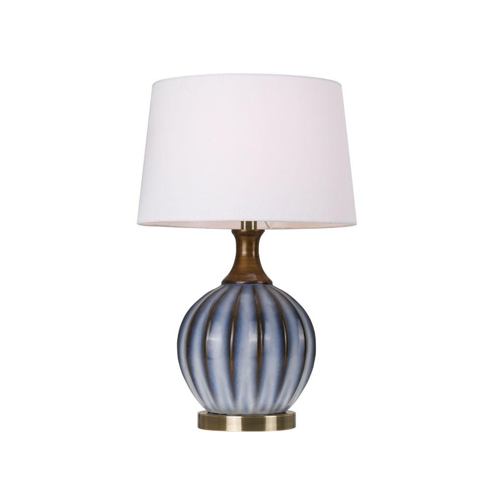 Yoni Ceramic Table Lamp