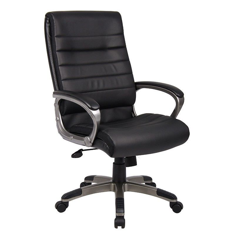 Capri Black Chair - YS333