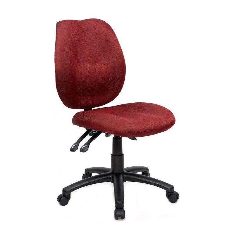 Sabina Burgundy Chair - YS43A