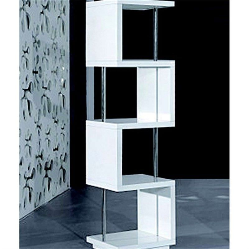 Zebra Shelf Unit - Small Size in White