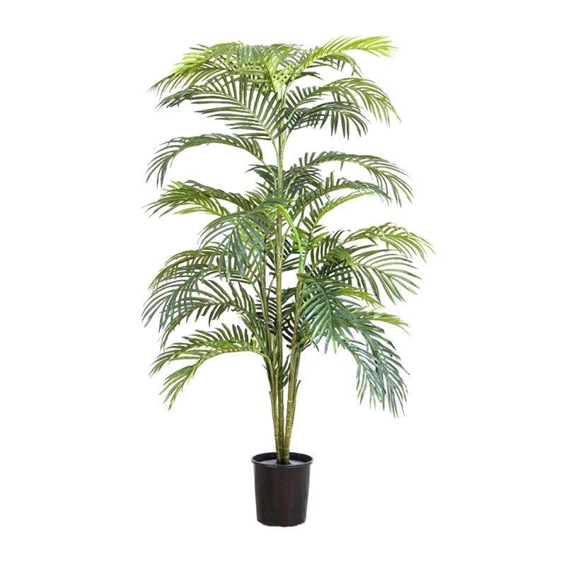 Artificial Areca Palm in Pot, 150cm