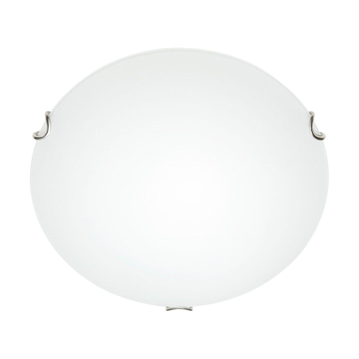 Cougar Delta 2 Light 40 cm Oyster Ceiling Light