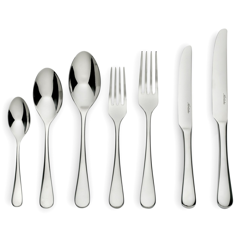 Noritake Chamonix 56 Piece Stainless Steel Cutlery Set