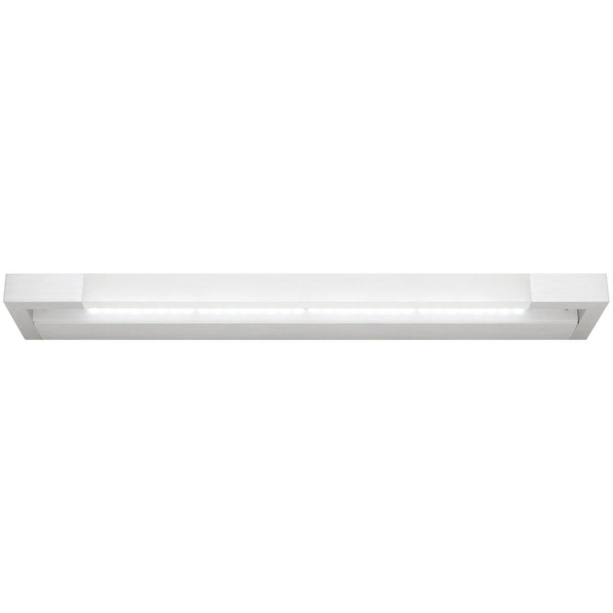 Lynx LED Vanity Light, 16W, Silver