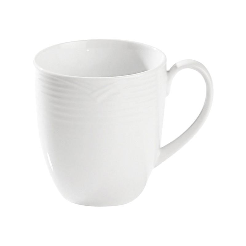Noritake Arctic White Fine China Mug