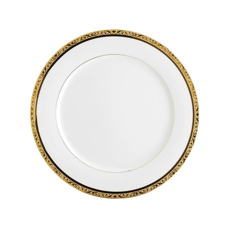 Noritake Regent Gold Fine China Entree Plate