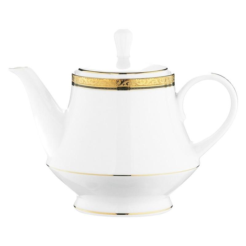 Noritake Regent Gold Fine China Tea Pot