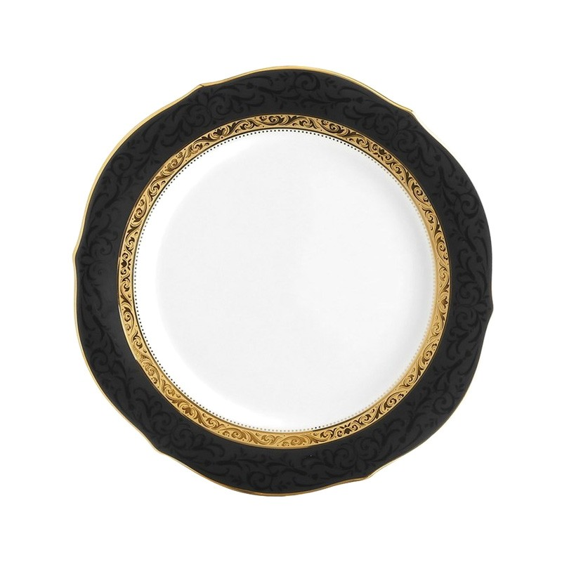Noritake Regent Gold Fine China Accent Plate