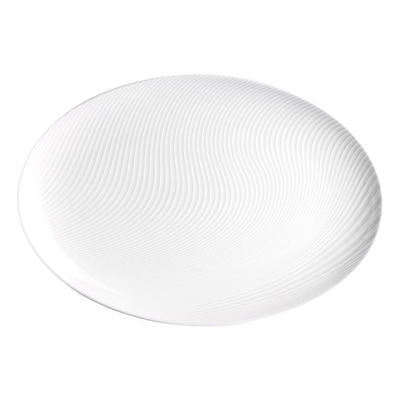Noritake Colorscapes WOW Dune Fine Porcelain Oval Platter