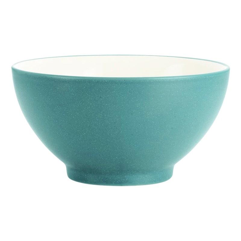 Noritake Colorwave Turquoise Rice Bowl