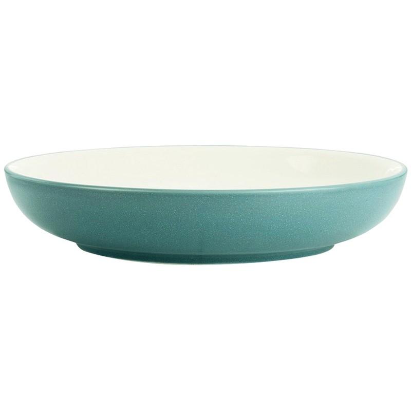 Noritake Colorwave Turquoise Pasta Serving Bowl