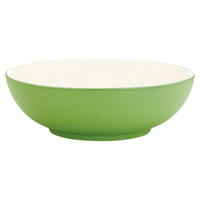 Noritake Colorwave Apple Green Round Vegetable Bowl