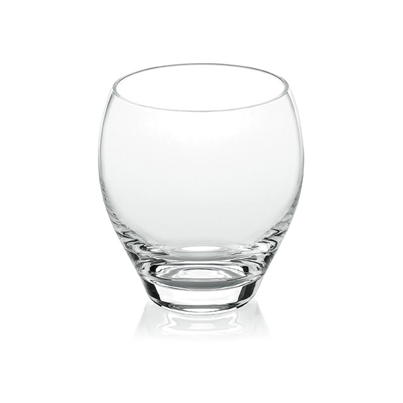 IVV Obelix Set of 6 Glass Tumblers, 300ml