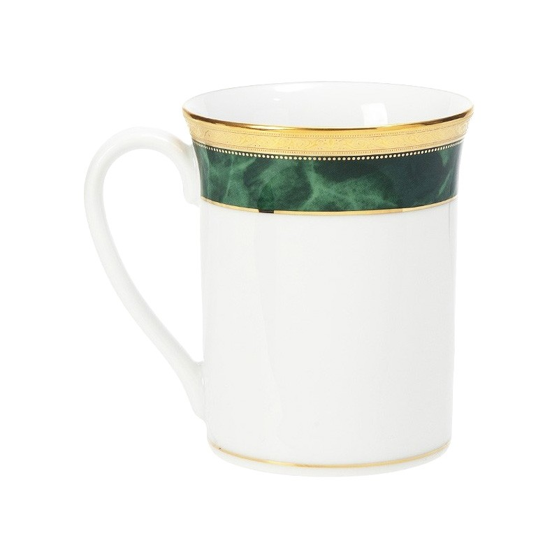 Noritake Majestic Fine China Mug - Green